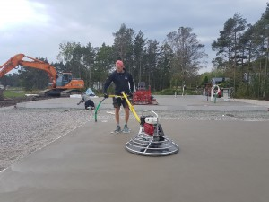 AR betong